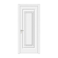 FPL-4011 Popular PVC Bathroom Door