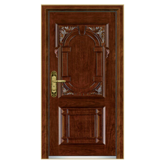 FPL-Z7019 Italy Classic High Level Armored Entrance Door