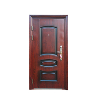 Customized Popular Steel Security Door