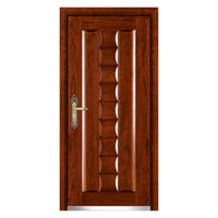 FPL-1021 Exterior Steel Security Apartment Entrance Door