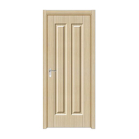 FPL-4004 Germany Mdf Door Panel Pvc Doors