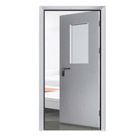 FPL-H5010 Bullet Proof Stamped Fire Rated Doors