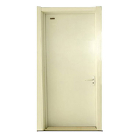 FPL-H5005 Schools Fire Rated Steel Metal Door Fire Rated Fire Retardant Steel Door