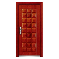 FPL-1025 Turkish Single Leaf Steel Security Armored Door