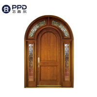 Wooden Painting Door